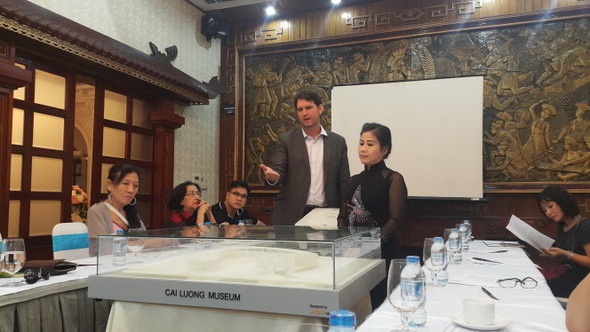 Đầu tư 100 tỉ làm Bảo tàng Cải lương Nam Bộ ở Long An