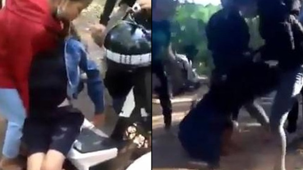 Nữ sinh lớp 9 bị đánh hội đồng đến ngất xỉu