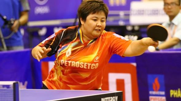 Mỹ Trang hai lần thua ngược, Petrosetco TP.HCM thành cựu vô địch