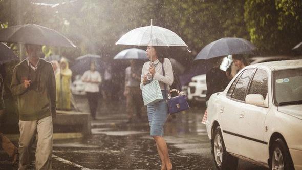 Hồng Ánh trở lại phim trường cùng Tháng năm rực rỡ
