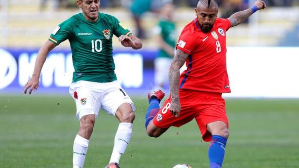 Điểm tin tối 6-9: Vidal sẽ chia tay tuyển Chile sau World Cup 2018