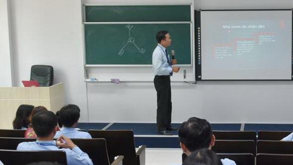 Học viện Cán bộ TP.HCM mở khóa bồi dưỡng doanh nhân