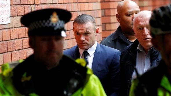 Điểm tin tối 18-9: Rooney bị cấm lái xe 2 năm
