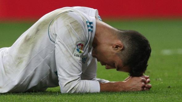 Betis hạ gục R.M trong ngày Ronaldo tái xuất