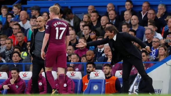 Conte thấy tiếc vì Chelsea để mất De Bruyne