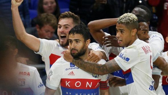 Lyon đá bại Monaco sau cuộc rượt đuổi tỉ số hấp dẫn