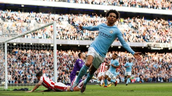 Clip những tình huống nổi bật trận M.C thắng Stoke 7-2