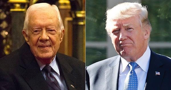 Cựu tổng thống Carter nói truyền thông 'bất công' với ông Trump