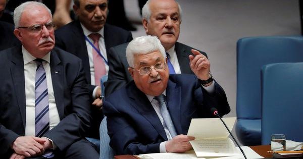 """Mỹ chỉ trích tổng thống Palestine gọi đại sứ Mỹ là """"con của con chó"""""""