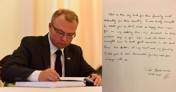 Cháu rể người Ba Lan của ông Sáu Khải: Ông đã thay đổi đời tôi