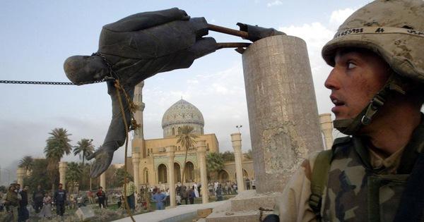 15 năm cuộc chiến Iraq – lời cảnh tỉnh cho nhân loại