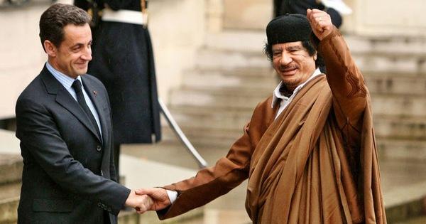 """Cựu Tổng thống Pháp được """"tài trợ"""" như thế nào?"""