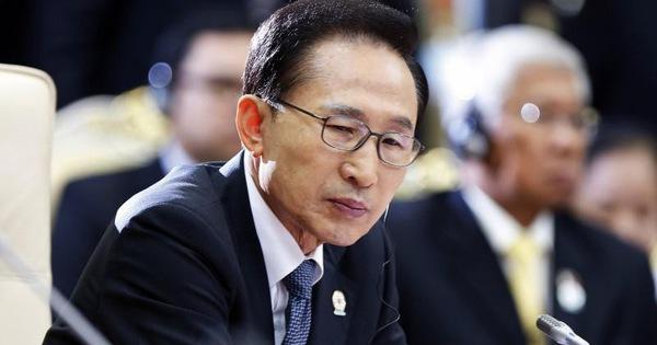 Hàn Quốc ra lệnh bắt cựu tổng thống Lee Myung Bak
