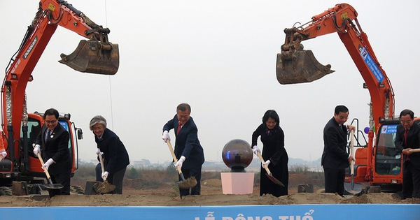 Hàn Quốc giúp Việt Nam thực hiện công nghiệp hóa