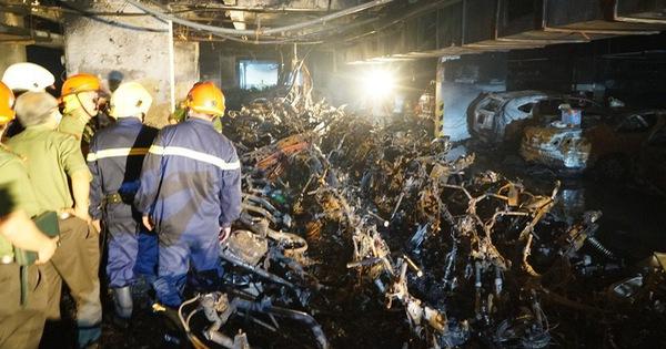 Cháy chung cư Carina: nạn nhân được bồi thường ra sao?