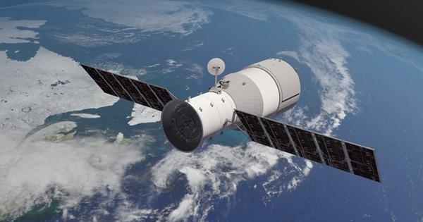 Trạm vũ trụ Trung Quốc sắp rơi xuống Mỹ, Úc?