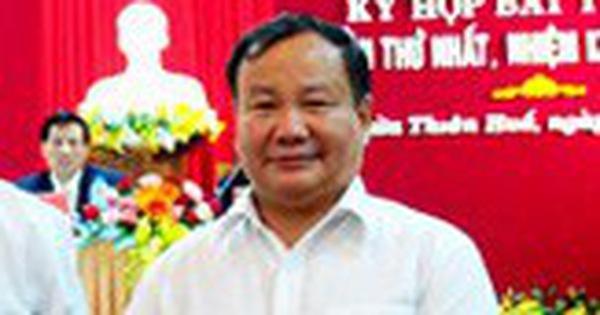 Phó chủ tịch Thừa Thiên – Huế làm phó chủ tịch Hội Nông dân VN