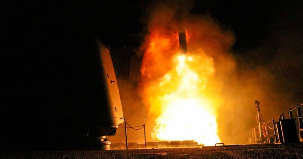 Cuộc không kích tốn kém của liên quân vào Syria