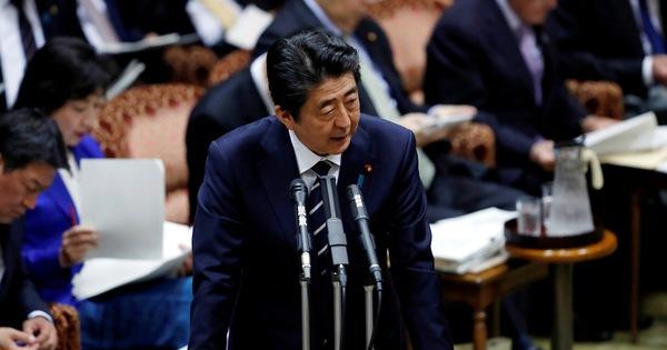 Ông Abe đặt cược vào cuộc gặp ông Trump