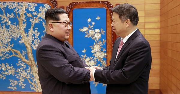 Ông Kim Jong Un muốn cải thiện quan hệ với Trung Quốc