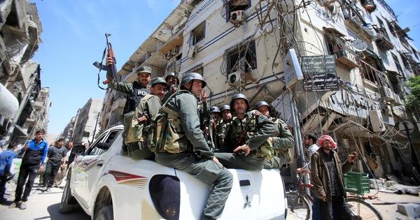 """Mỹ tố Nga, Syria """"xóa dấu vết"""" tấn công hóa học tại Douma"""