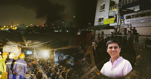 """Sai phạm trong vụ cháy kinh hoàng khiến """"ông chủ"""" Carina bị bắt"""