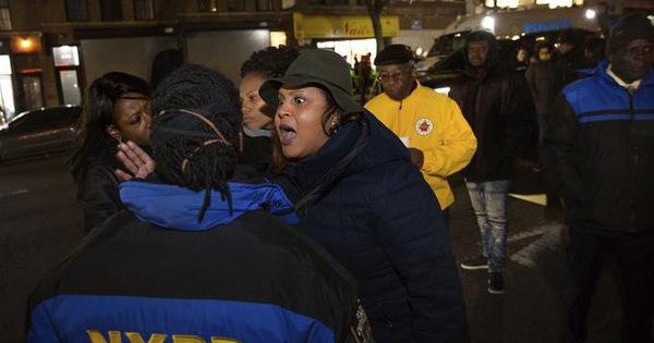 Người da màu bị bắn chết trong dịp tưởng niệm Luther King