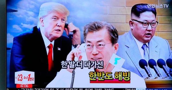 Thượng đỉnh Mỹ – Triều: ông Moon Jae In mới là nhân tố chính?