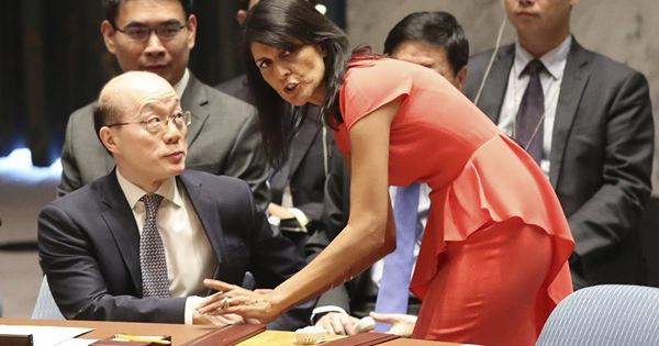 Đại sứ Mỹ tiết lộ cách ép Trung Quốc trừng phạt Triều Tiên