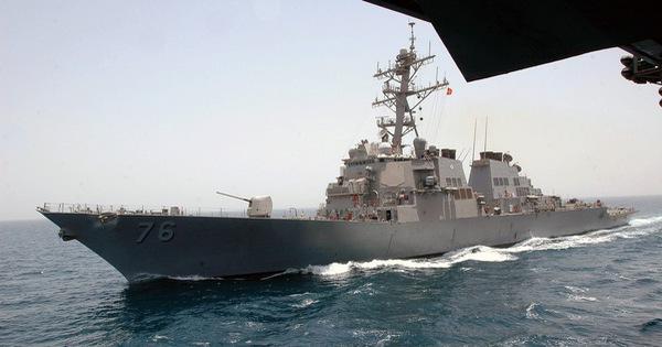 Khi tàu chiến Mỹ đến Biển Đông
