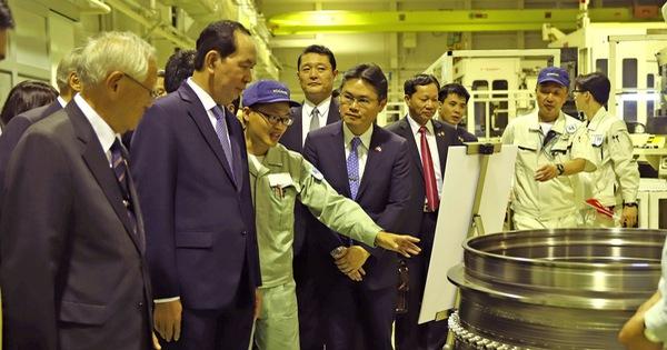 Công ty Nhật đánh giá cao kỹ sư Việt Nam
