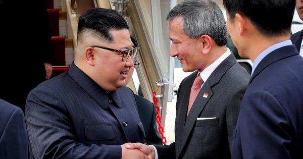 Chiến lược tung hỏa mù của ông Kim từ Bình Nhưỡng tới Singapore