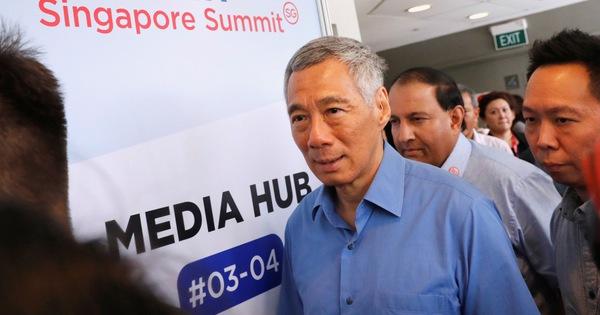 """Thủ tướng Singapore cho biết Hội nghị Trump – Kim """"ngốn"""" 20 triệu USD"""