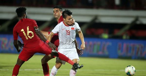 Thái Lan và Việt Nam chiếm hai vị trí đầu bảng G