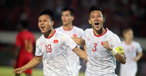 Quế Ngọc Hải: ''Thắng Indonesia sẽ khiến tuyển Việt Nam tự tin trước UAE và Thái Lan''