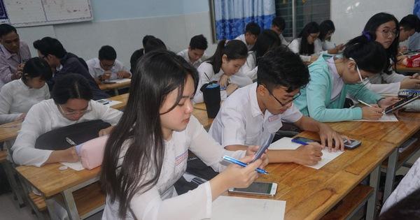 TP.HCM: kiến nghị dời kỳ thi THPT quốc gia đến cuối tháng 7-2020