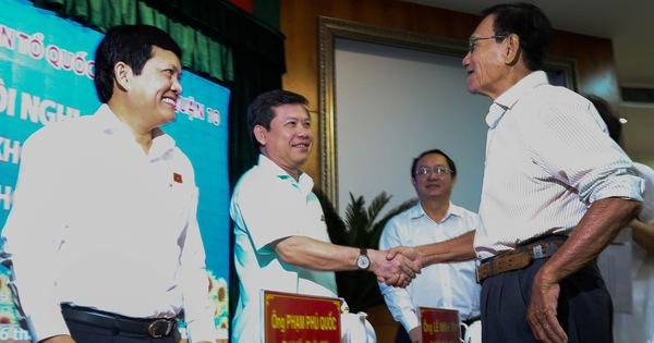 Viện trưởng Viện KSND Tối cao Lê Minh Trí: ''Không để tàu Trung Quốc muốn làm gì thì làm''
