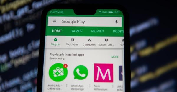Google cấm ứng dụng cho vay lãi 'cắt cổ' trên Play Store
