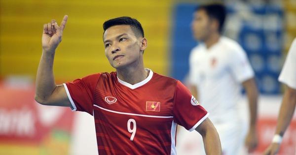 Tuyển thủ futsal Việt Nam sang Nhật Bản thi đấu 3 tháng