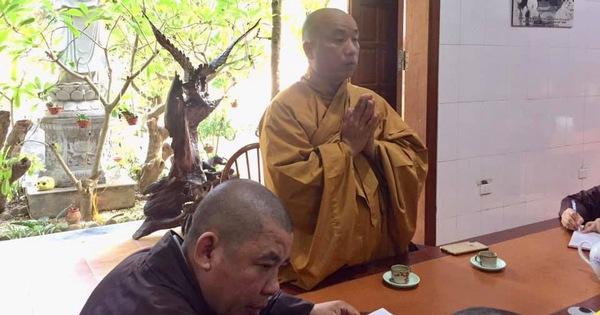 Xử lý tài sản của sư Thích Thanh Toàn: ''Nếu thầy Toàn còn nợ tiền đất thì sao?''