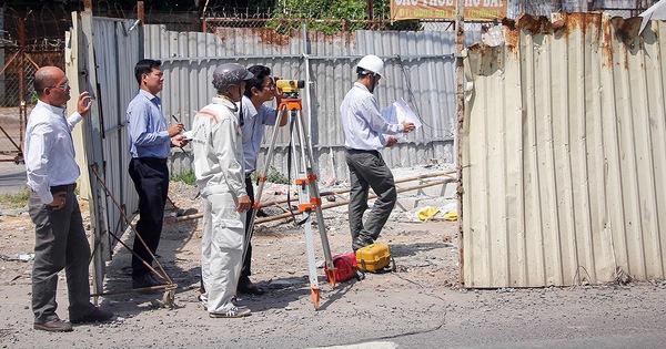 Dầm cầu vượt Suối Tiên ''rụng như trời giáng'' mới biết thấp hơn thiết kế 0,17-0,33m