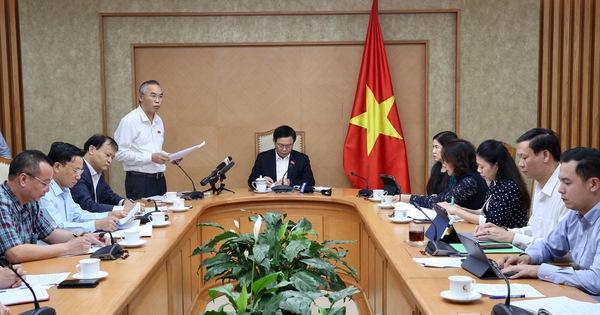 Phó thủ tướng Vương Đình Huệ: ''Có ai đi gói bánh chưng bằng thịt gà, thịt dê đâu''!