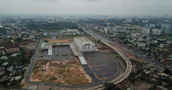 Bến xe Miền Đông mới chưa thể hoạt động trước Tết Canh Tý