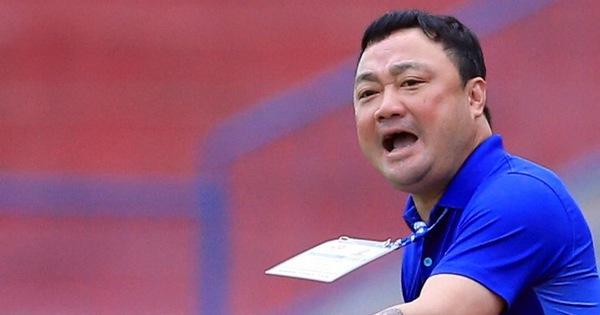HLV Trương Việt Hoàng chưa xem HAGL là ứng viên vô địch V-League