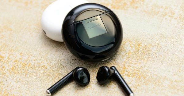 Huawei lộ diện tai nghe không dây chống ồn đầu tiên trên thế giới