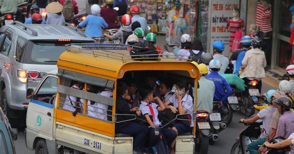 TP.HCM: Hiệu trưởng chịu trách nhiệm hoạt động đưa đón học sinh của trường