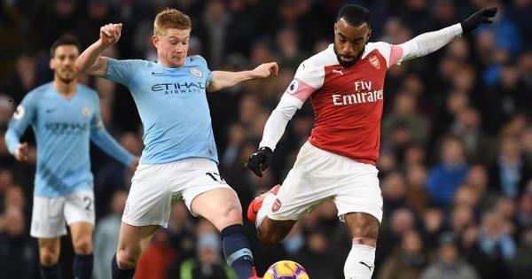 Dự đoán vòng 17 Premier League: Man City thắng dễ trước Arsenal - xổ số ngày 14102019