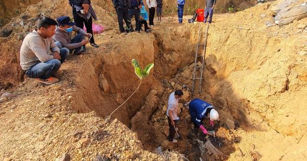 Hà Nội phát hiện 11 hố chôn trái phép có chất thải nguy hại