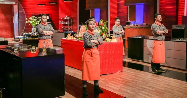 Ngắm những món ăn cung đình 'sang chảnh' của đầu bếp Top Chef Vietnam