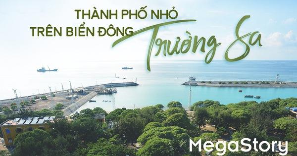 Biển đảo Việt Nam - 12 huyện đảo Việt Nam: Trường Sa - Thành phố nhỏ trên Biển Đông - kết quả xổ số bạc liêu